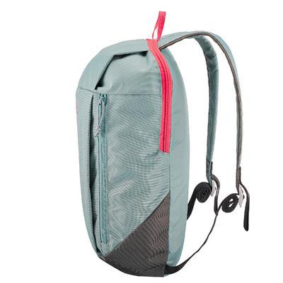 Рюкзак NH100 для туризму, 10 л - Світлий хакі