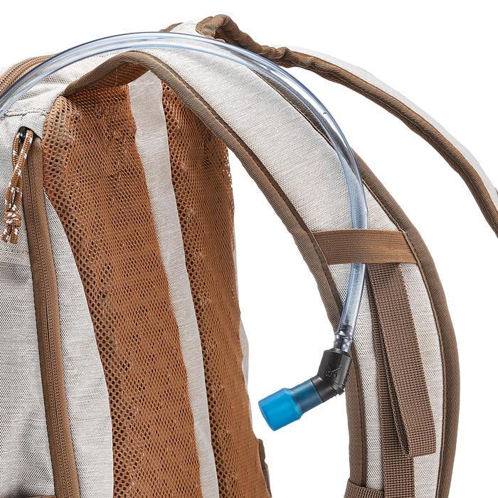 Rucksack Naturwandern NH500 20 l beige