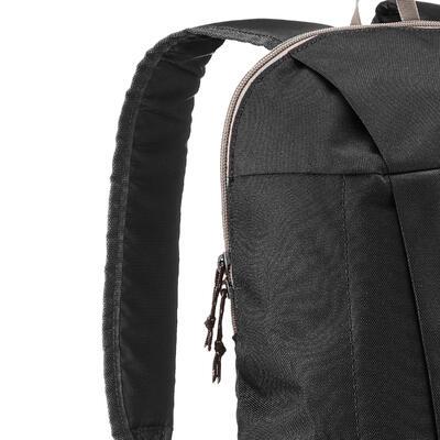 Рюкзак NH100 для туризму, 10 л - Чорний