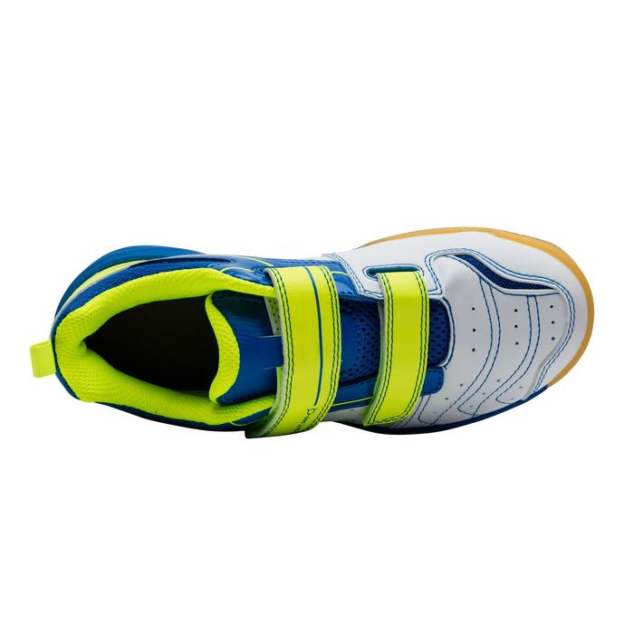 Lichte badmintonschoenen voor kinderen BS560 groen