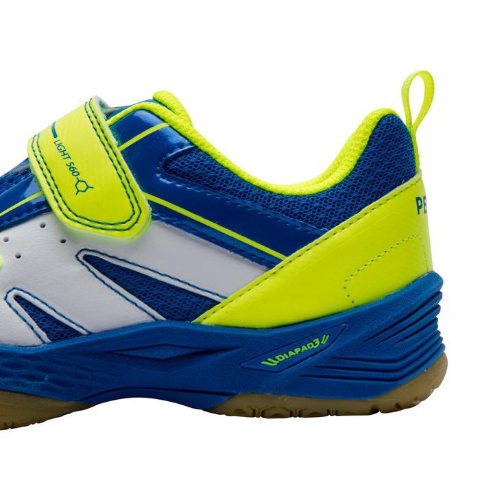 Chaussures De Badminton BS560 Lite Enfant - Vert