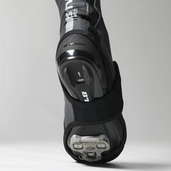 Cubrezapatillas ciclismo ROADR 500 impermeable negro