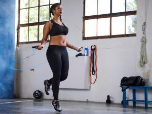 challenge corde à sauté domyos fitness cardio