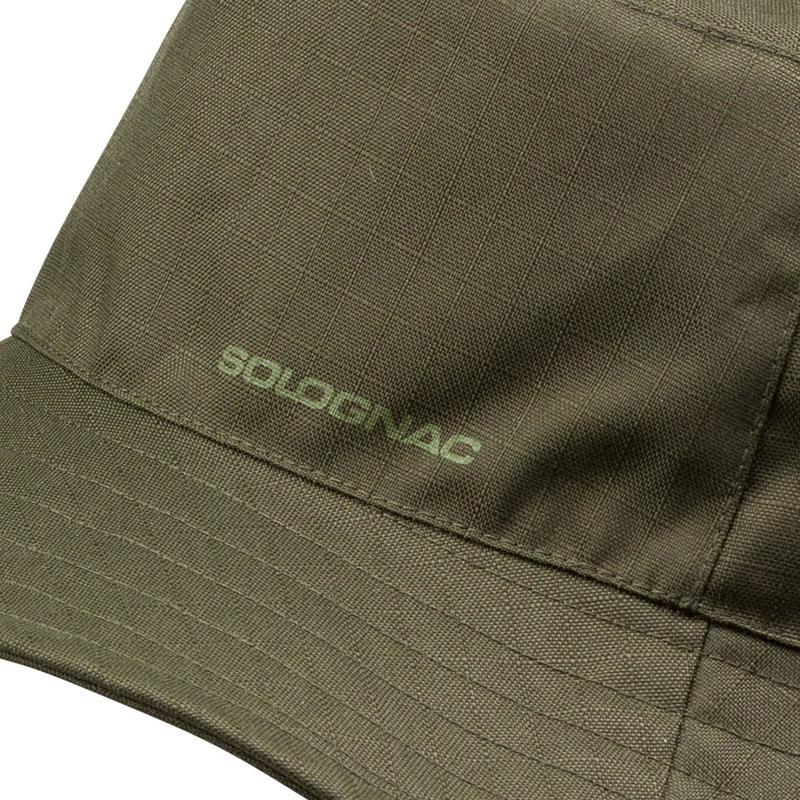 Waterproof bob hunting hat - green