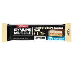 Barretta Proteica Gymline Muscle 36% Cookie 55g Enervit