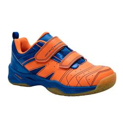 KID BADMINTON SHOES BS 560 LITE ORANGE