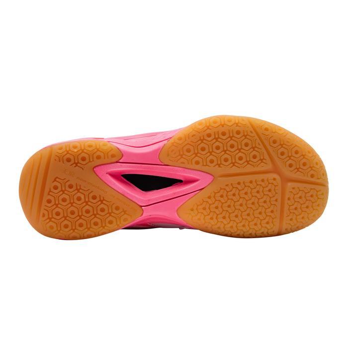 兒童款羽球鞋BS 560-淺粉紅色