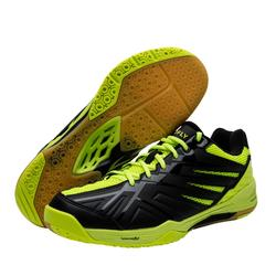 Chaussures De Badminton BS590 Max Comfort - Vert Foncé