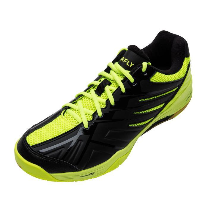 男款極致舒適羽球鞋BS 590-深綠色