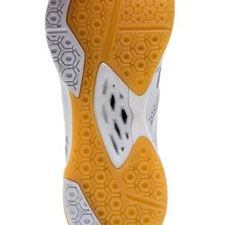 女款極致舒適羽球鞋BS 590-白色