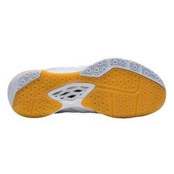 Chaussures De Badminton Femme BS590 Max Comfort - Blanc