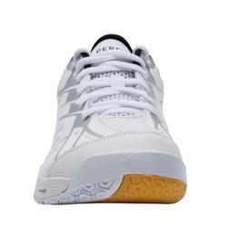 Chaussures De Badminton Femme BS 590 Max Confort - Blanc