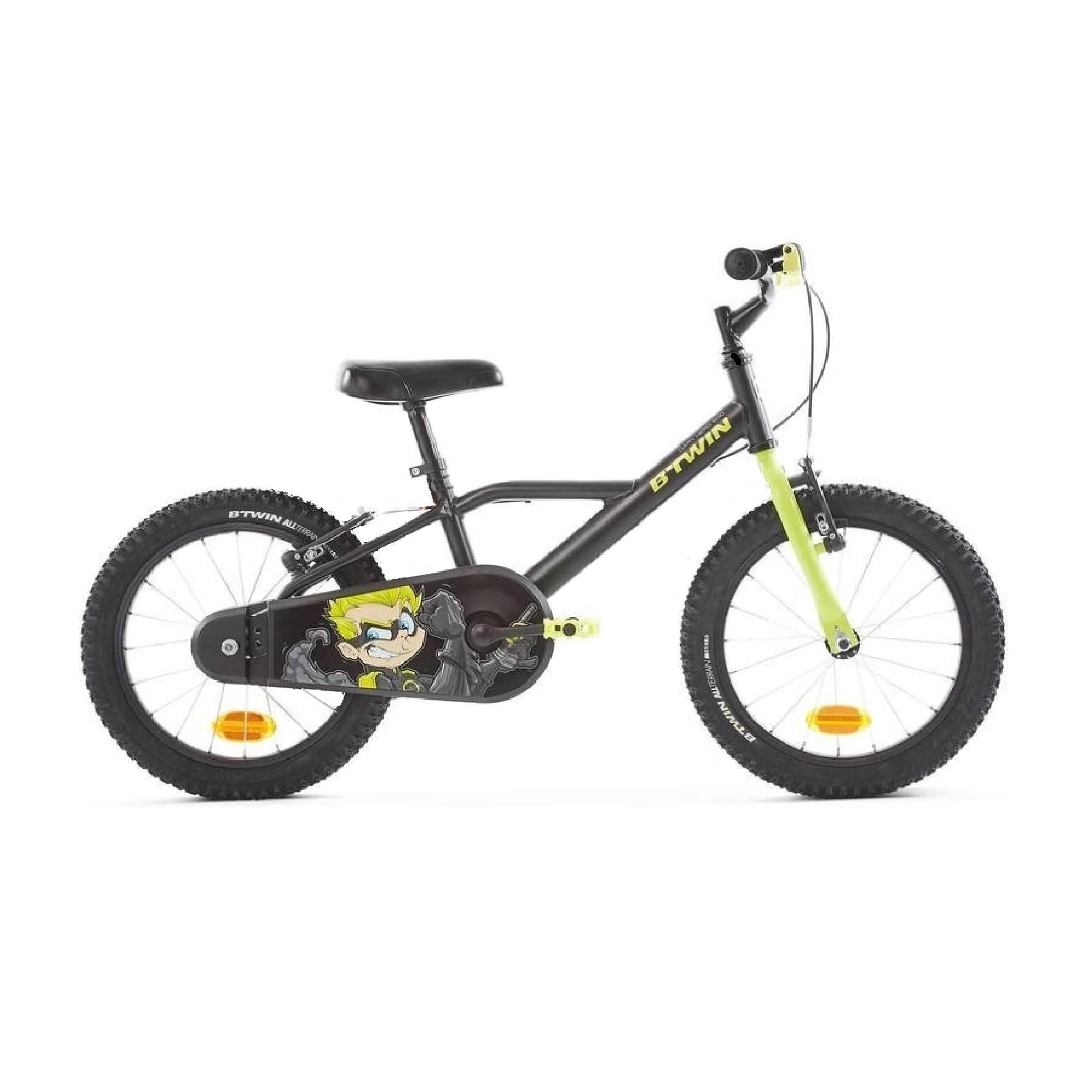 KIDS CYCLE 4 - 6 YEARS DARKHERO 500
