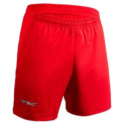Short de hockey sur gazon homme Henry rouge