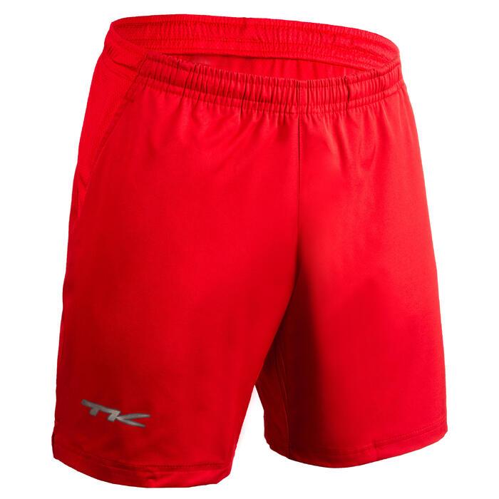 Short de hockey sur gazon homme Henry rouge