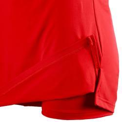 Jupe de hockey sur gazon femme Paulista rouge