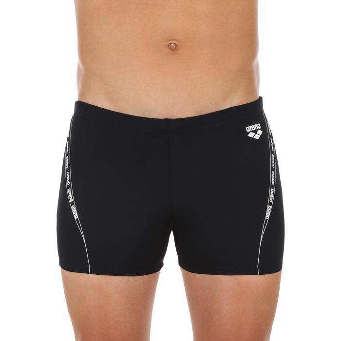 Zwemboxer Worth zwart/wit