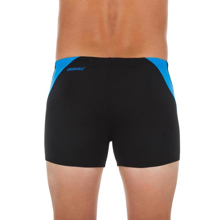 Bañador Natación Boxer Speedo Oxid Negro Azul