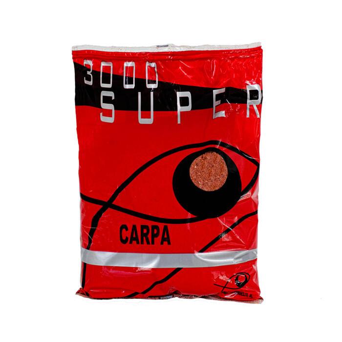 3000 SUPER CARPA ROJO 1KG