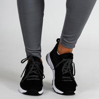 Mallas de cardio fitness para mujer FTI 120 gris