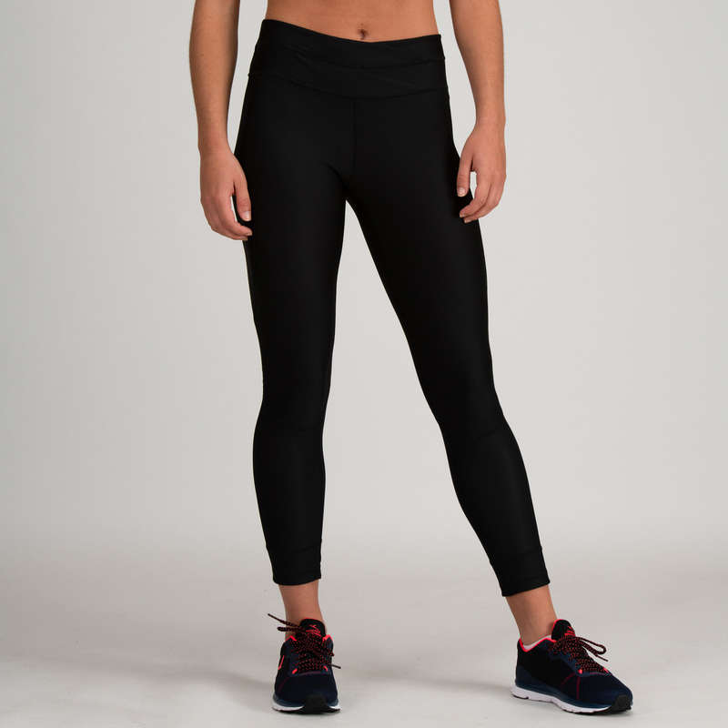 FITNESS CARDIO CONFIRMED WOMAN CLOTHING Fitness - Legginsy FTI 520 DOMYOS - Fitness