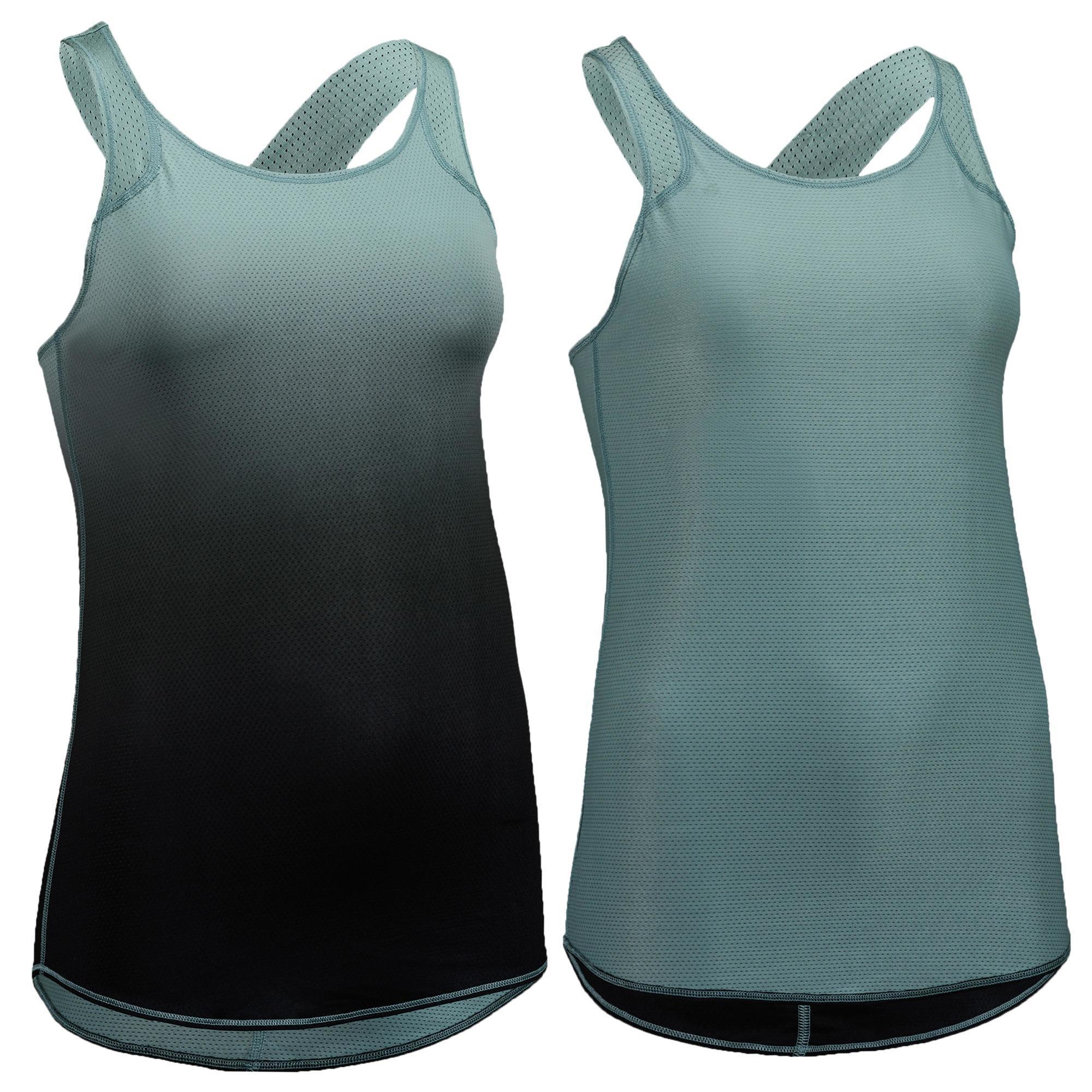 Domyos Fitness top 520 voor dames omkeerbaar