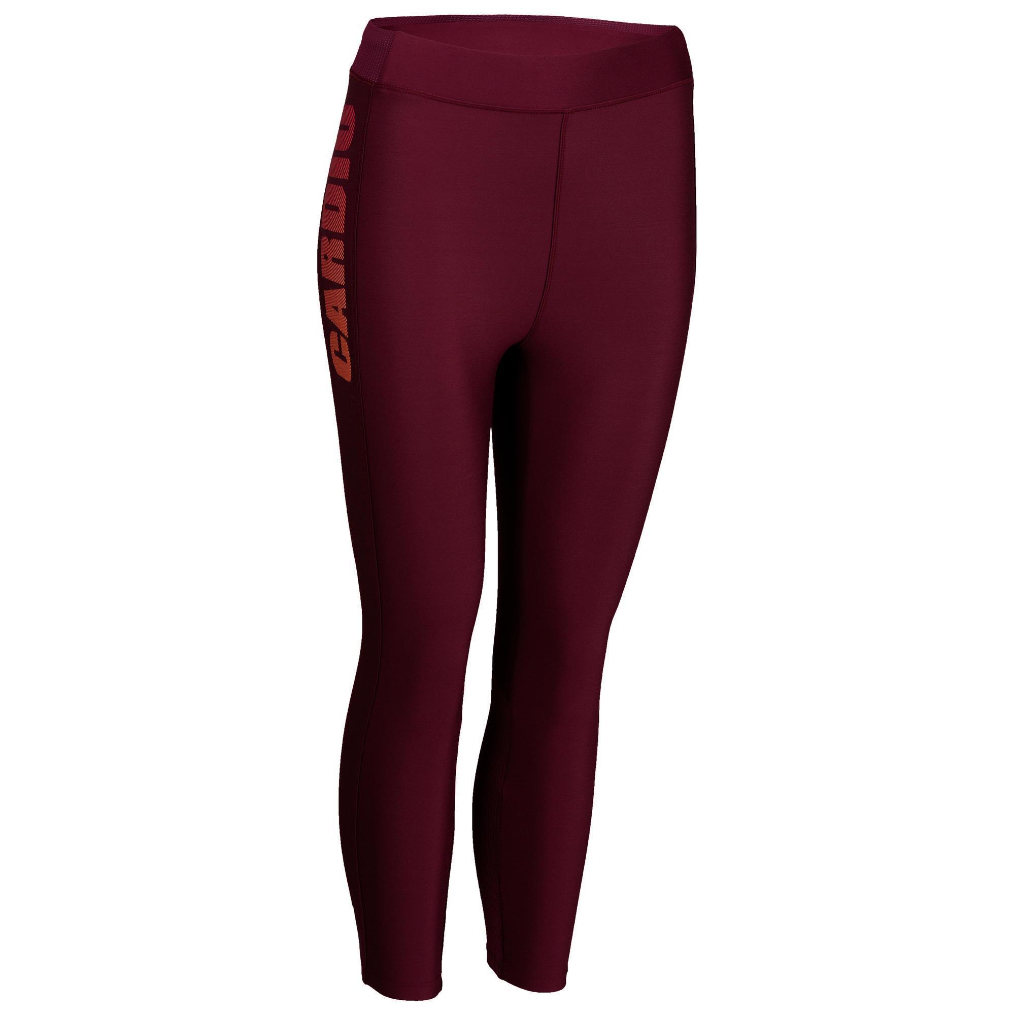 Domyos Fitness legging 120 voor dames 7/8 kopen? Leest dit eerst: Fitness kleding Fitness legging met korting