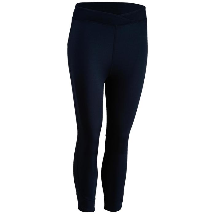 7/8 Leggings 520 Fitness Cardio Damen marineblau