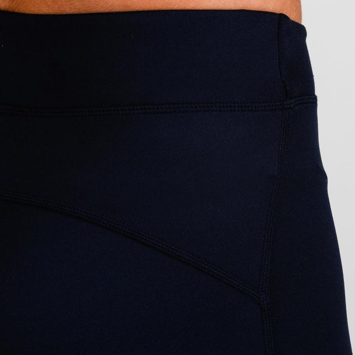 7/8-legging cardiofitness dames marineblauw 520