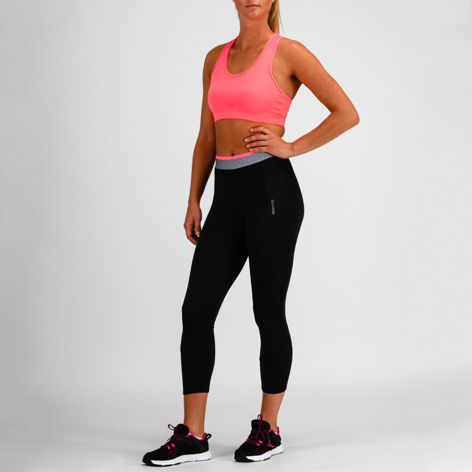 7165dfda Comprar Leggins y Mallas Deportivas de Mujer | Decathlon