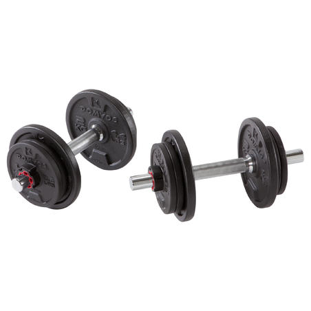 Kit Dumbbell Latihan Beban 20 kg