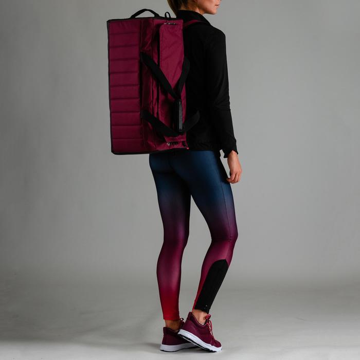 Sporttasche Fitness 40l bordeaux
