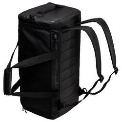 cc8b430587de0 Bolsa de deportes gimnasio Cardio Fitness Domyos 40 litros negro