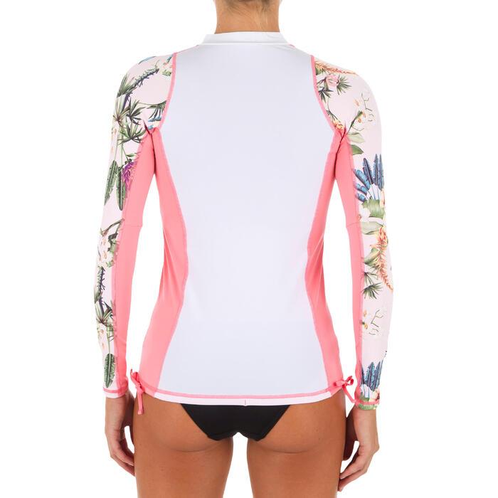 女款抗UV上衣500L-白色