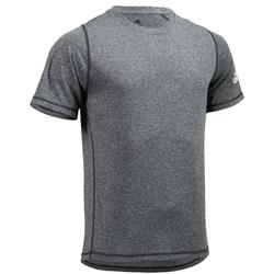 T-Shirt E2 Cardio-/Fitnesstraining Herren grau