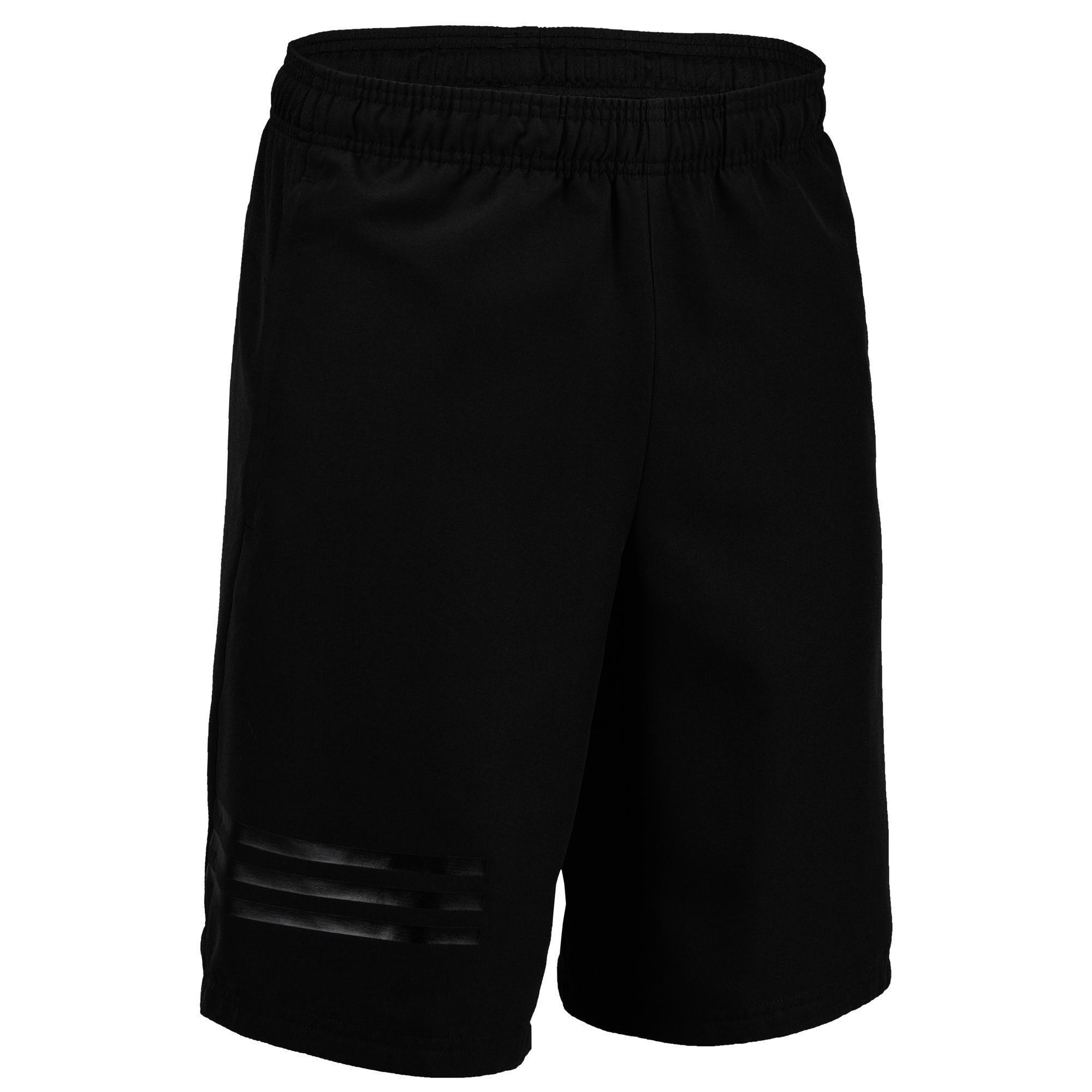Adidas Sportbroekje fitness Adidas voor heren, zwart