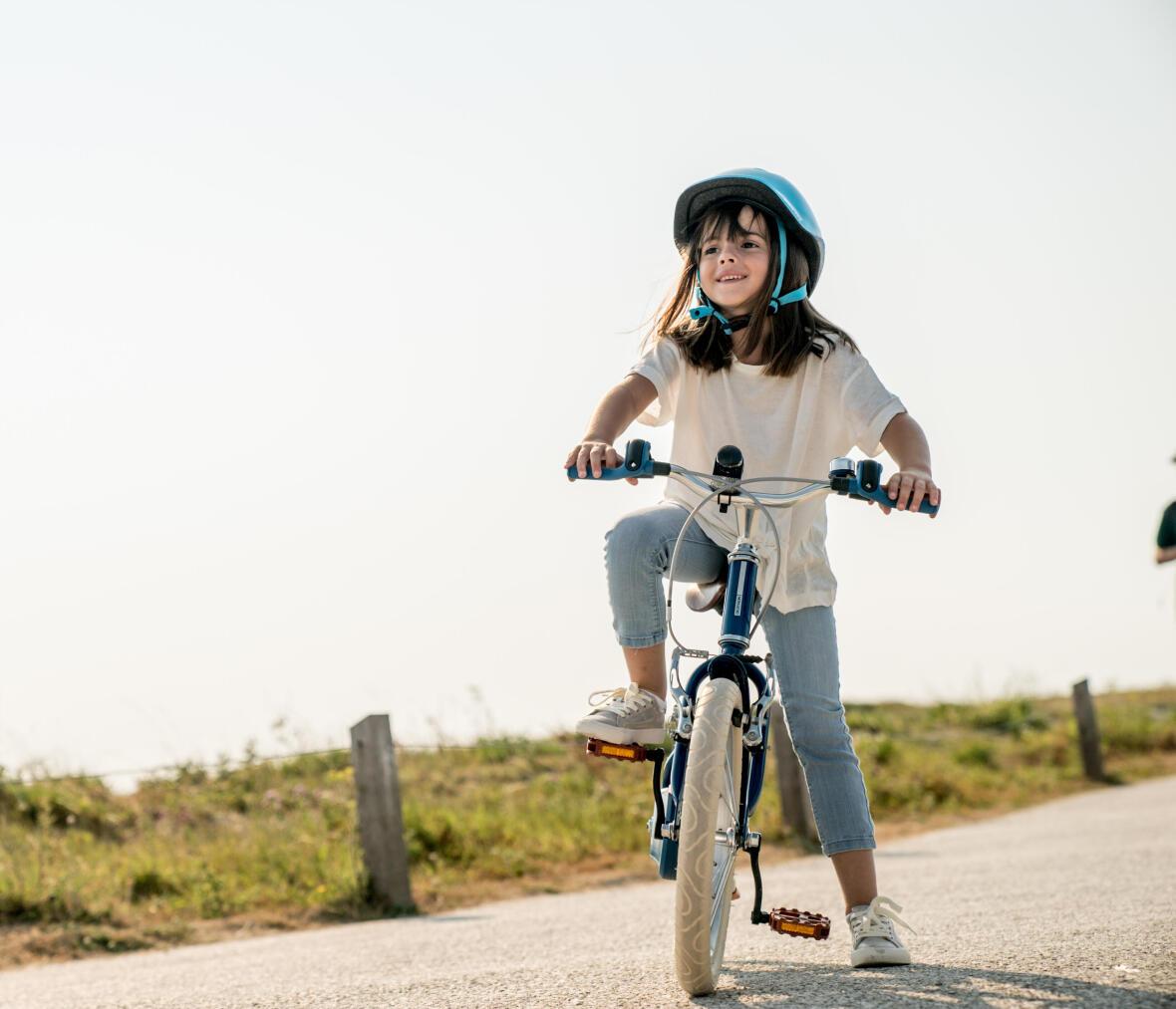 Apprendre à faire du vélo enfant - Conseils Sports DECATHLON