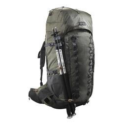 TREKKING Backpack 900 _PIPE_ 90+10 Litre-Khaki