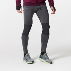 Men's Running Tights Run Warm+ - grey