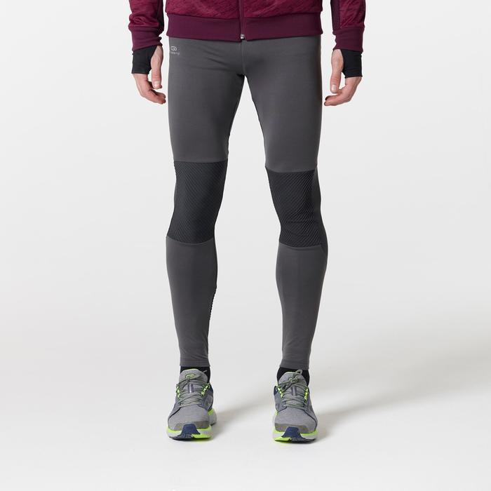COLLANT RUNNING HOMME RUN WARM+ GRIS
