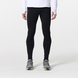 RUN WARM+ MEN'S RUNNING TIGHTS - BLACK