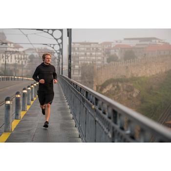 CHAUSSURE JOGGING RUN CONFORT HOMME NOIR