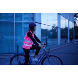 Sicherheitsweste UC 500 Erwachsene neonpink