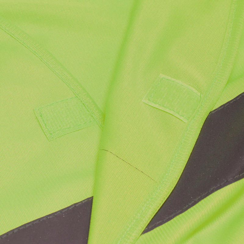 500 Adult High Visibility Vest - Yellow