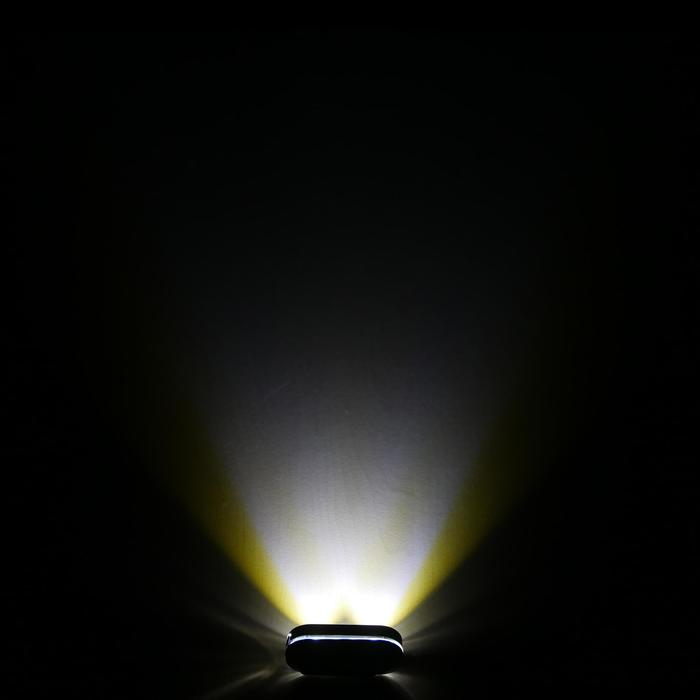 LUZ LED BICICLETA VIOO CLIP 900 DELANTERO/TRASERO USB