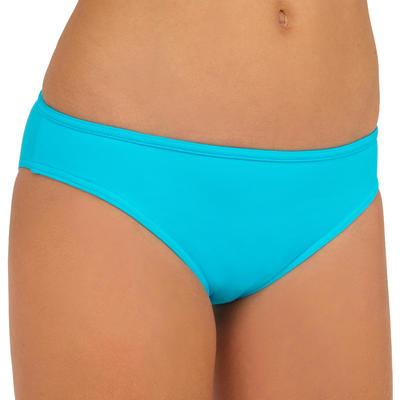 Bali Girls' Two-Piece Crop Top Swimsuit - Blue