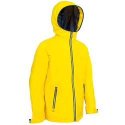 100 Children's Sailing Oilskin - Yellow