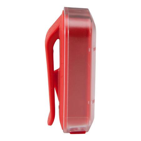 Lampu USB Sepeda Belakang/Depan LED CL 500 - Merah