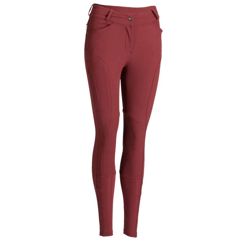 Bayan binicilik pantolonu KIYAFETLER - 560 JUMP PANTOLON FOUGANZA - KIYAFETLER