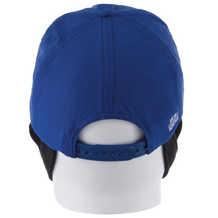 Gorra Surf Olaian Hombre Azul Protección UV